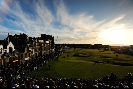 St. Andrews Old Course